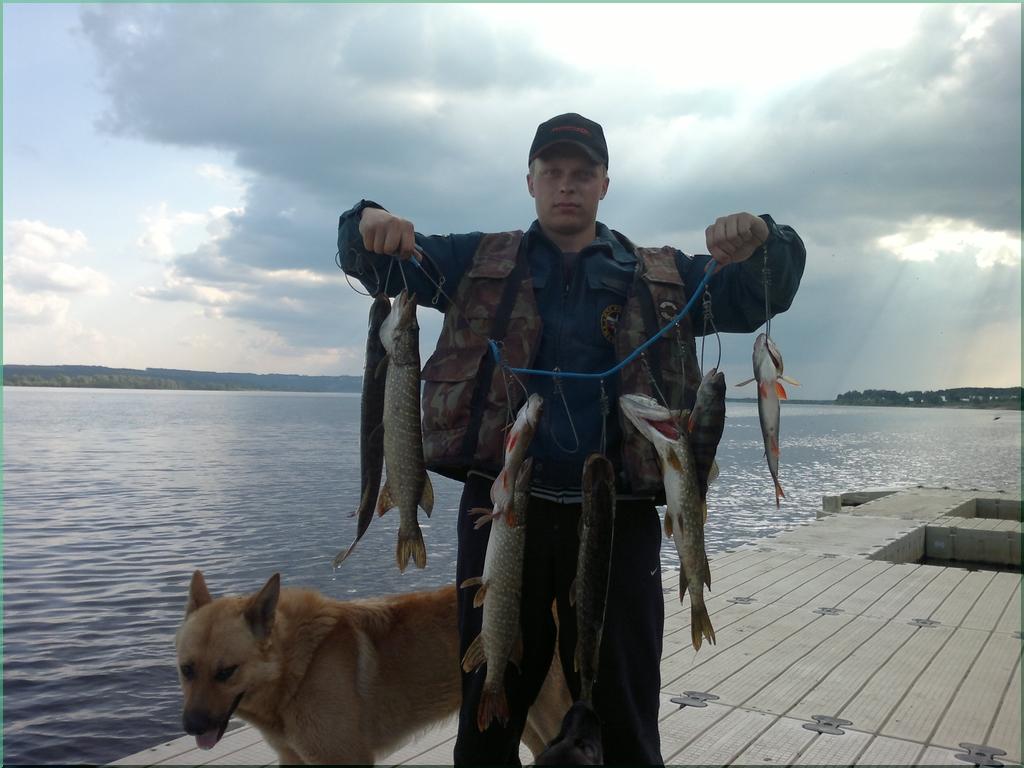 рыболовная база кедр нижегородская область
