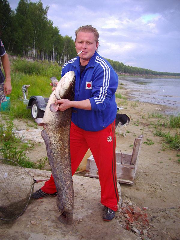 рыбалка в вознесении